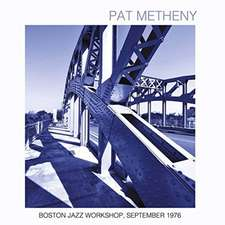 Boston Jazz Workshop,September 1976