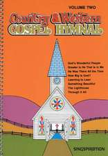 Country & Western Gospel Hymnal V2