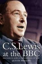 C.S. Lewis at the BBC