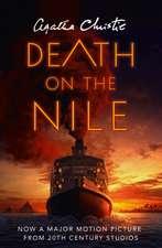 DEATH ON NILE POIROT PB