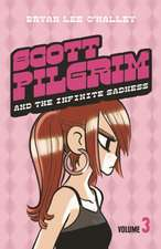 Scott Pilgrim and the Infinite Sadness