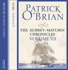 O'Brian, P: Volume Seven: the Hundred Days / Blue at the Miz