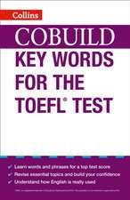 Cobuild Key Words for the TOEFL Test:  Practice Book 4