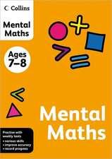 Collins Mental Maths:  Practice Book 4