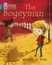 The Bogeyman:  Journey to the South Pole