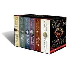 Game of Thrones: The Story Continues. 6 Volumes Boxed Set