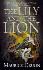 The Lily and the Lion:  The Story of 4AD