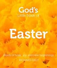 God S Little Book of Easter