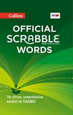 Collins Dictionaries: Collins Official Scrabble Words