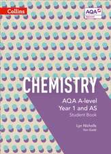 Collins Aqa A-Level Science - Aqa A-Level Chemistry Year 1 and as Student Book:  The Complete Lou Reed Story