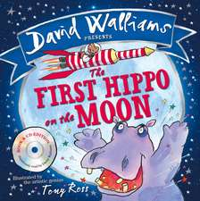 The First Hippo on the Moon. Book & CD