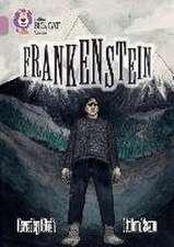 Collins Big Cat - Frankenstein:  Pearl/Band 18