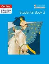 Collins International Primary English - Cambridge Primary English Student's Book 3