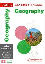 GCSE Geography Grade 9-1 AQA Practice and Revision Guide with free online Q&A flashcard download