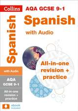 AQA GCSE 9-1 Spanish All-in-One Revision and Practice