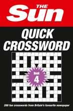 Sun Quick Crossword Book 4