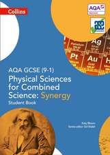 Collins Gcse Science - Aqa Gcse (9-1) Physical Sciences for Combined Science:  Student Book