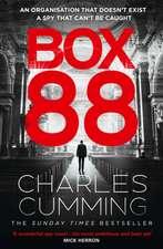 Charles Cumming Thriller 2020