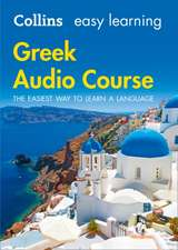 Greek Audio Course