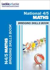 National 4 to 5 Maths Bridging Skills Book