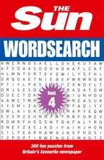 Sun Wordsearch Book 4