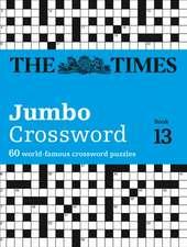 The Times 2 Jumbo Crossword Book 13