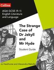 AQA GCSE English Literature and GCSE English Language