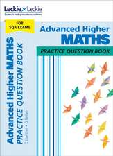 Advanced Higher Maths Practice Question Book