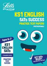 KS1 English SATs Practice Test Papers (photocopiable edition)