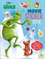 Grinch: Movie Sticker Book