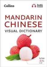 Collins English - Mandarin Chinese Visual Dictionary