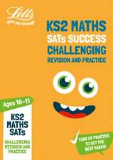 KS2 Challenging Maths SATs Revision and Practice