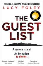 Foley, L: The Guest List