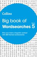 Big Book of Wordsearches book 5