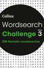 Wordsearch Challenge book 3