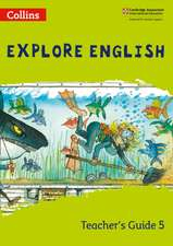Explore English Teacher's Guide: Stage 5