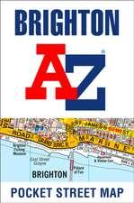 -Z Brighton Pocket Street Map