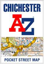 -Z Chichester Pocket Street Map