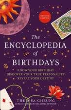 Encyclopedia of Birthdays [Revised edition]