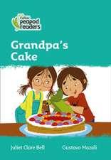 Level 3 - Grandpa's Cake