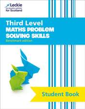 Third Level Maths Problem Solving Skills