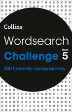 Wordsearch Challenge book 5