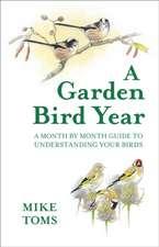 Garden Bird's Year