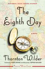 The Eighth Day: A Novel