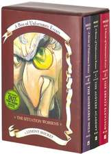 A Series of Unfortunate Events Box: The Situation Worsens (Books 4-6)
