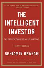 The Intelligent Investor Rev Ed.: The Definitive Book on Value Investing
