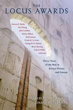 The Locus Awards: Thirty Years of the Best in Science Fiction and Fantasy