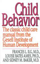 Child Behavior Ri