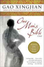 One Man's Bible: A Novel