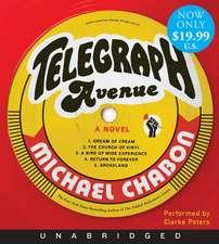 Telegraph Avenue Low Price CD: A Novel
